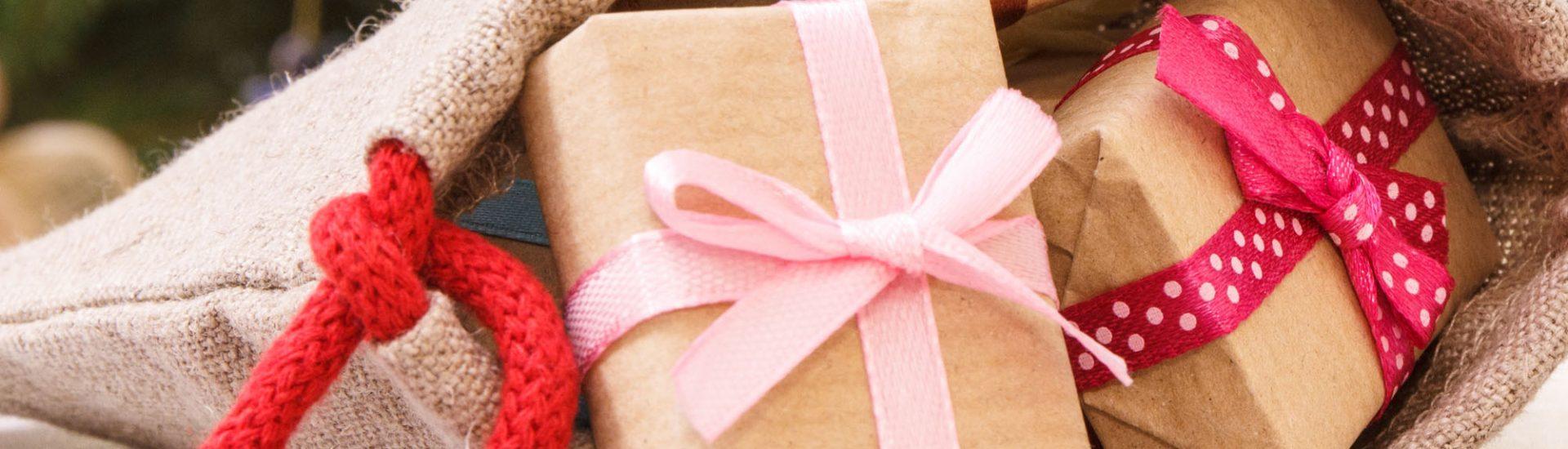 Besondere Weihnachtsgeschenke für besondere Menschen