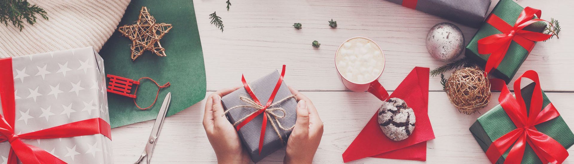 Kreative Weihnachtsgeschenke bringen auch Erwachsenen die Vorfreude auf Weihnachten zurück