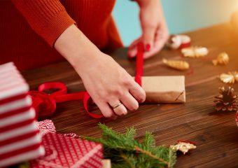 Persönliche Weihnachtsgeschenke setzen ein Ausrufezeichen für die Individualität