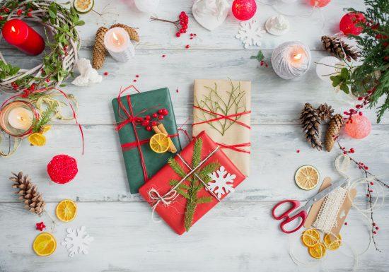 Personalisierte Weihnachtsgeschenke unterstreichen den familiären Charakter des Weihnachtsfestes