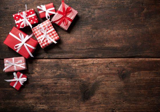 Weihnachtsgeschenke aus Holz werden zu Wegbegleitern für viele Jahre