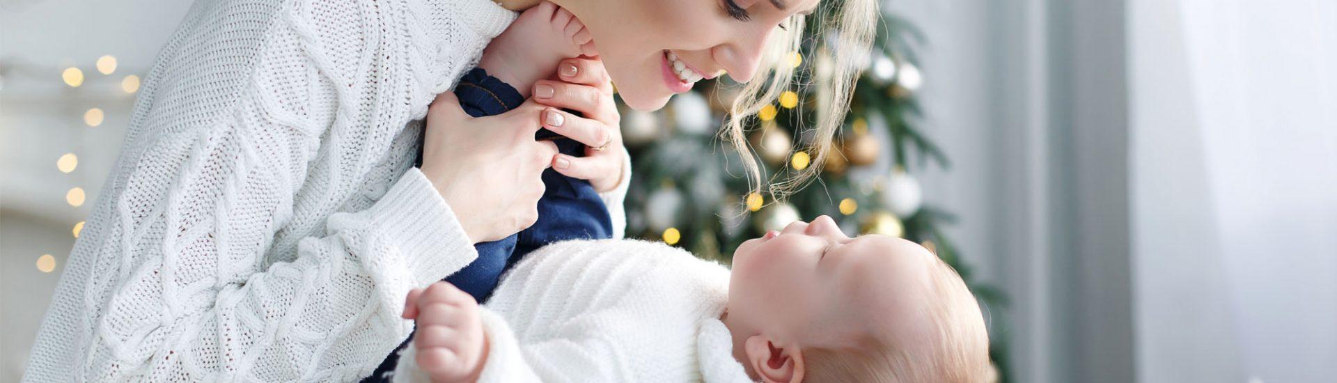 Weihnachtsgeschenke für Babys - Top 10 Inspirationen
