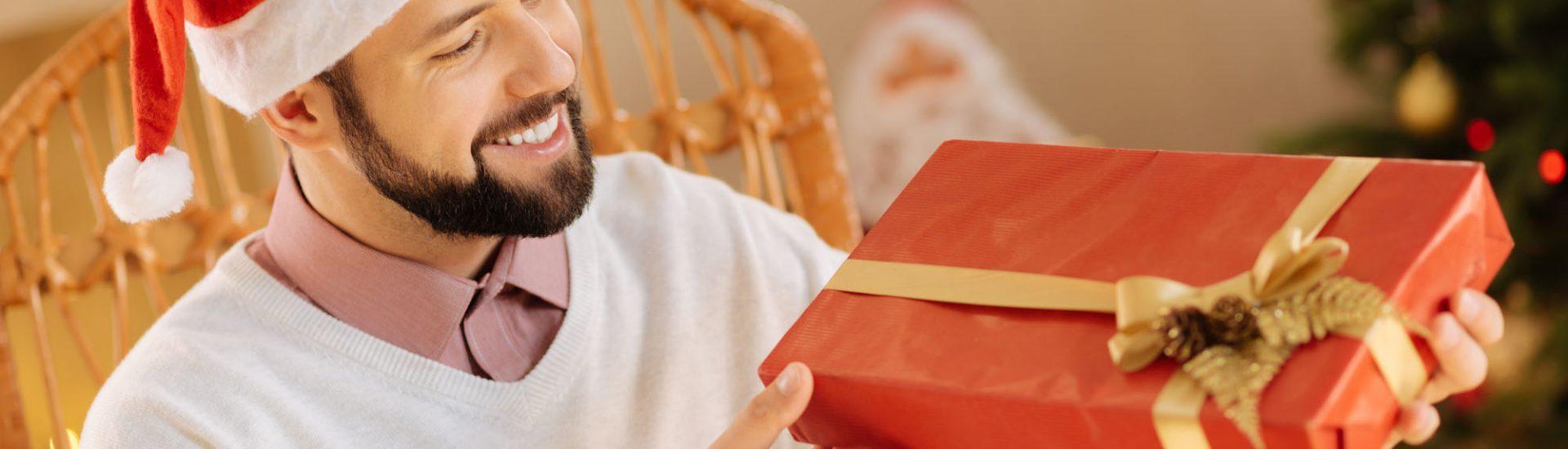 Weihnachtsgeschenke für Männer - Top 10 Inspirationen